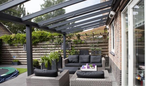 Palazzo aluminium verandau0026#39;s en terrasoverkappingen staan bekend ...